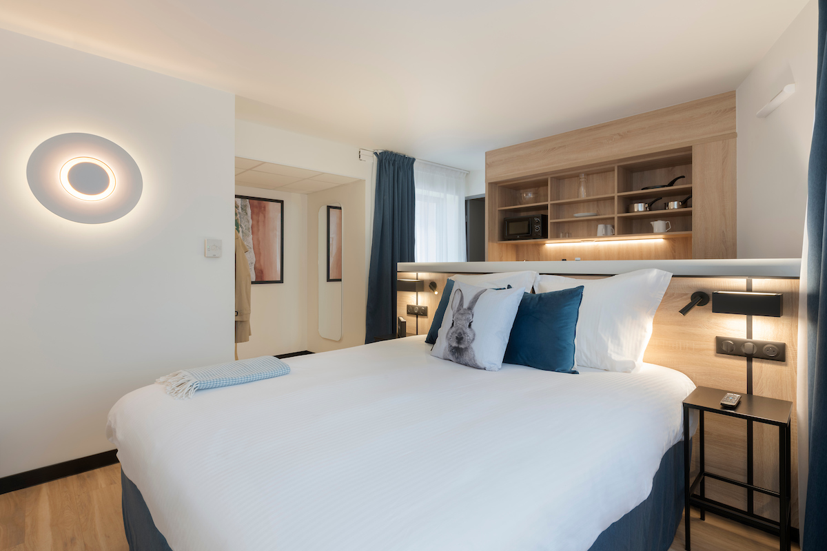Tulip residences Joinville-le-Pont 94 studio with kitchen