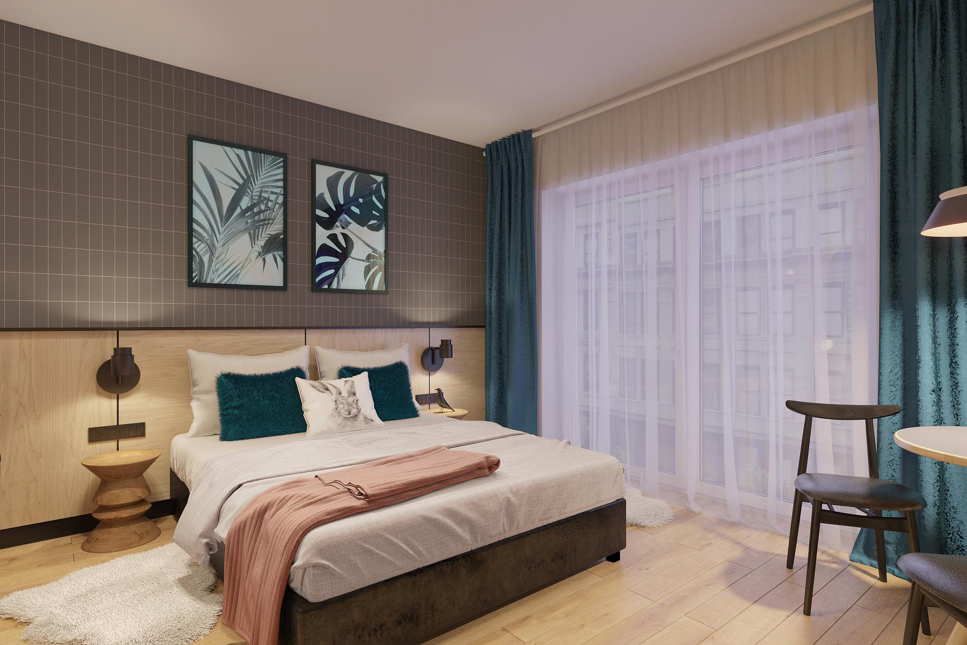 Superior Room Tulip Residences Joinville-le-Pont 94